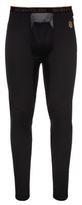 BaseSlayers AMP Midweight Pant -Black-Small