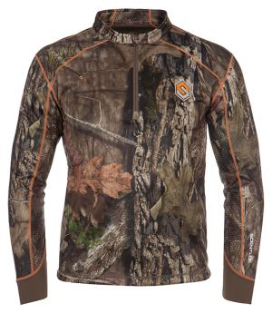 Savanna Aero Attack 1/4 Zip Shirt