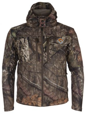 Head Hunter Storm Jacket Mossy Oak