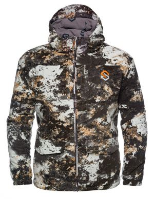 BE:1 Fortress Parka-True Timber O2 Whitetail-Medium