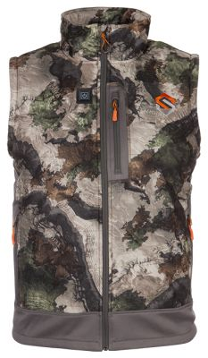 Bowhunter Elite:1 Reactor Vest Plus-Mossy Oak Terra Gila-Small