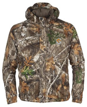 Vapour Waterproof Midweight Jacket -Realtree Edge-Small