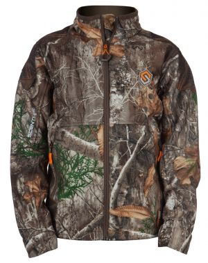 Youth Hundo Taktix Jacket-Realtree Edge-Small