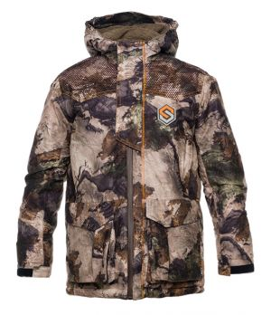 Youth Hundo Hydrotherm 3-in-1 Parka -Mossy Oak Terra Gila-Small