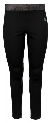 Women's Baseslayers AMP Midweight Bottom-Black-XS