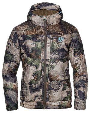Women's Cold Blooded 3-in-1 Parka-Mossy Oak Terra Gila-Small