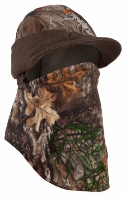 Radar-Style Fleece Headcover-Realtree Edge