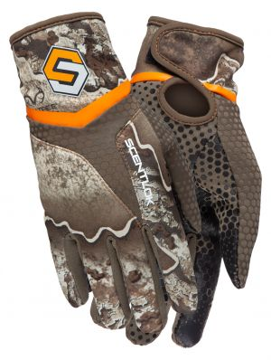 Full Season Bow Release Glove  Realtree Excape -Medium