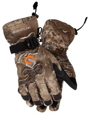 BE:1 Fortress Glove -Realtree Excape-Medium