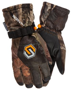 Waterproof Insulated Glove-Mossy Oak Break-Up Country-Medium
