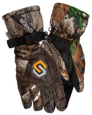Waterproof Insulated Glove-Realtree Edge-Medium
