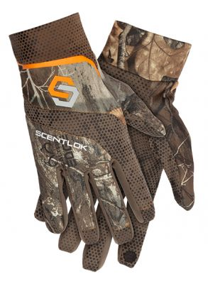 Savanna Lightweight Shooters Glove-Small-Realtree Edge