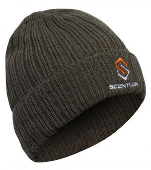 Carbon Alloy Knit Cuff Beanie