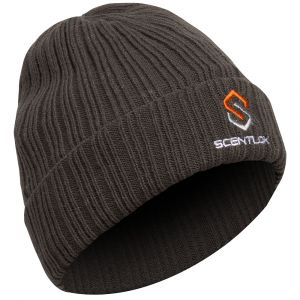 Carbon Alloy Knit Cuff Beanie Charcoal OSFA