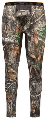 BaseSlayers AMP Midweight Pant -Realtree Edge-Small