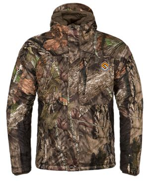 Hydrotherm Waterproof Insulated Jacket-Mossy Oak Break-Up Country-Small