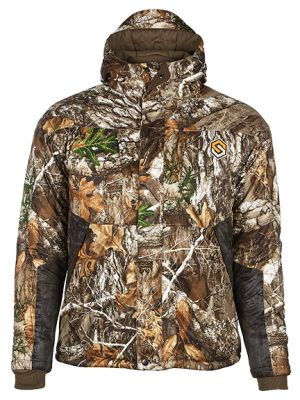 Hydrotherm Waterproof Insulated Jacket-Realtree Edge-Small