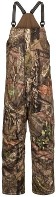 Hydrotherm Waterproof Insulated Bib-Mossy Oak Break-Up Country-Small