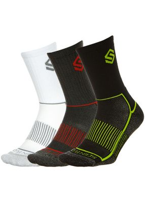 Ultrafresh crew socks 3-pack