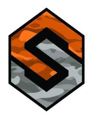 ScentLok Camo Icon Decal