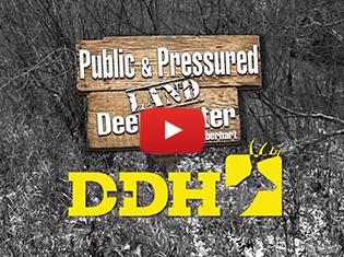 Public and pressured land deer hunter with John Eberhart