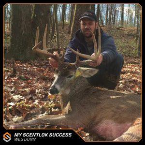 My Scentlok success: Wes Dunn