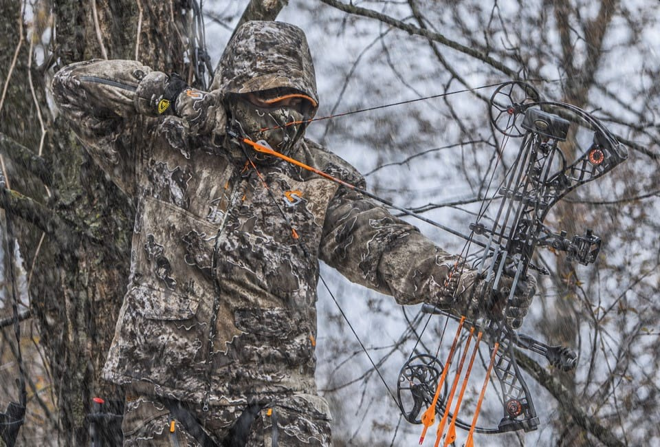 Fortress Bowhunting apparel