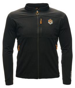 Savanna Aero Crosshair Jacket - Black
