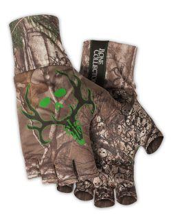 Foundation Fingerless Glove