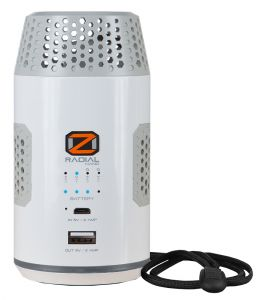 OZ Radial Nano White/Grey