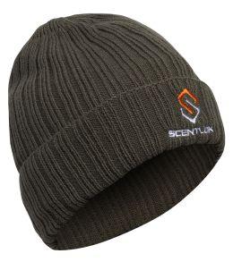 Carbon Alloy Knit Cuff Beanie
