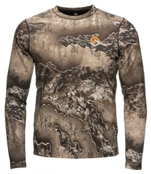 ClimaFleece BaseSlayers Midweight Shirt-Realtree Excape-Small