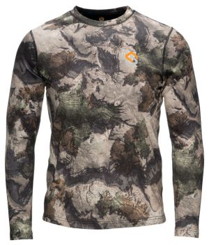 ClimaFleece BaseSlayers Midweight Shirt-Mossy Oak Terra Gila-Small