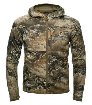 Silentshell Jacket-Realtree Excape-Small