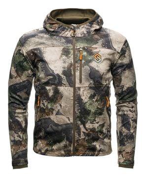Silentshell Jacket-Mossy Oak Terra Gila-Small