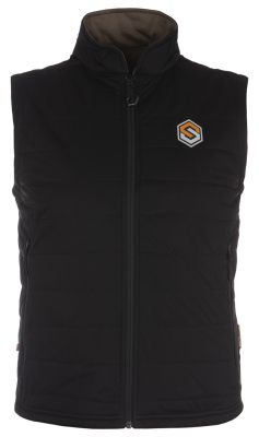 Crosstek Hybrid Vest-Black-2X-Large