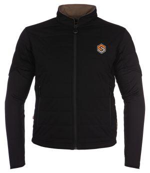 Crosstek Hybrid Insulated Jacket-Black-Small