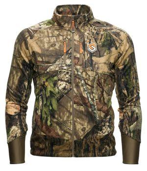 Windbrace Fleece Jacket-Mossy Oak Break-Up Country-Small