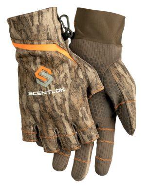Custom Glove-Mossy Oak New Bottomland-Medium