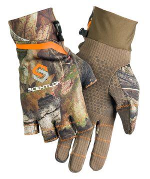 Custom Glove-Mossy Oak DNA-Medium