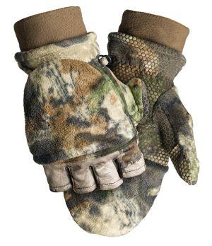 Fleece Pop-Top Glove-Mossy Oak Terra Gila-Medium