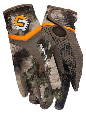 Full Season Bow Release Glove-Mossy Oak Terra Gila-Medium