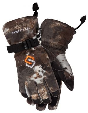 BE:1 Fortress Glove -True Timber O2 Whitetail-Medium