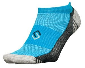 Ultralight Micro Sock Ocean Blue