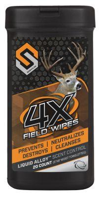 4X Field Wipes