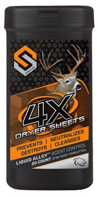 4X Dryer Sheets