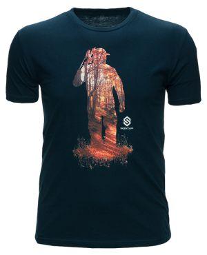Bowhunter Silhouette T-Shirt-Small