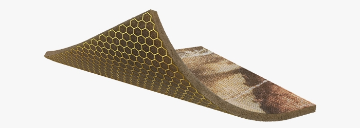 Fusix is printed coat of engineered carbon that will not wash out